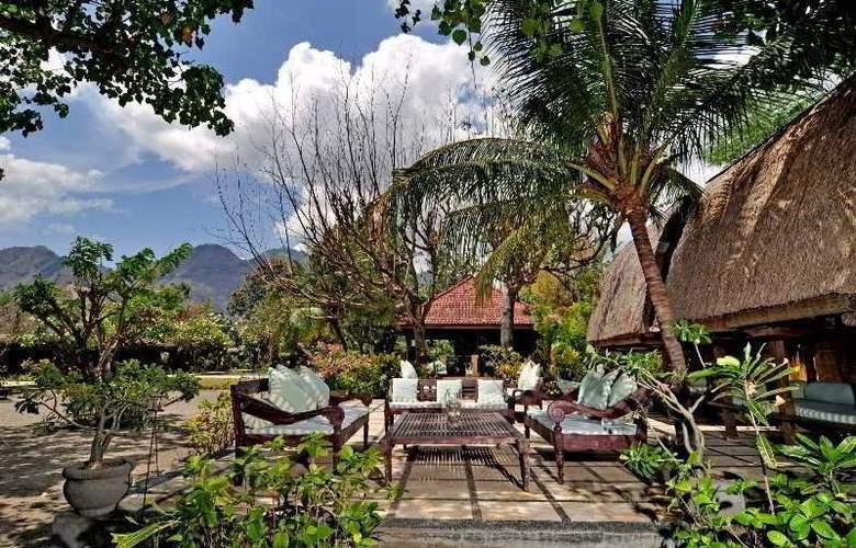 Taman Selini Bali - Terrace - 7