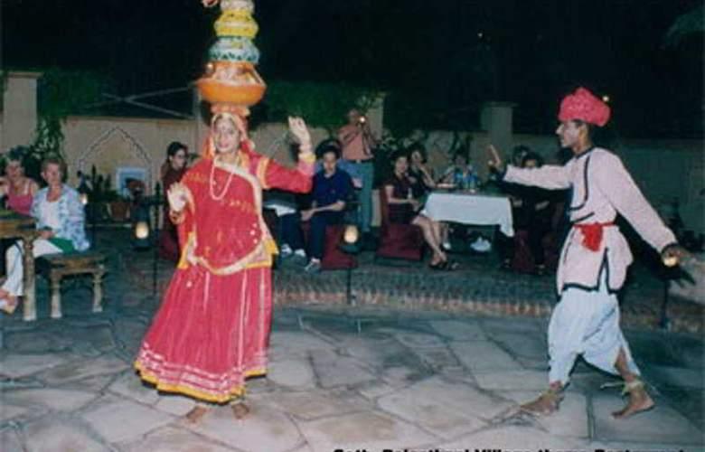 Park Regis Jaipur - Terrace - 5