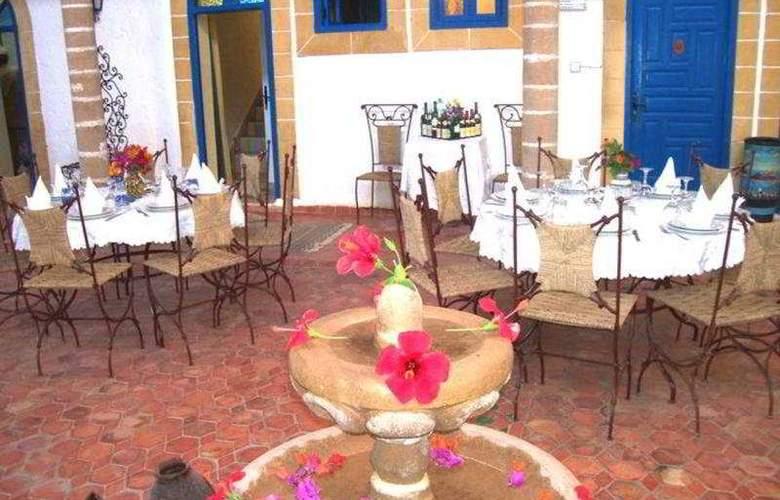 Riad Villa Damonte - Restaurant - 8