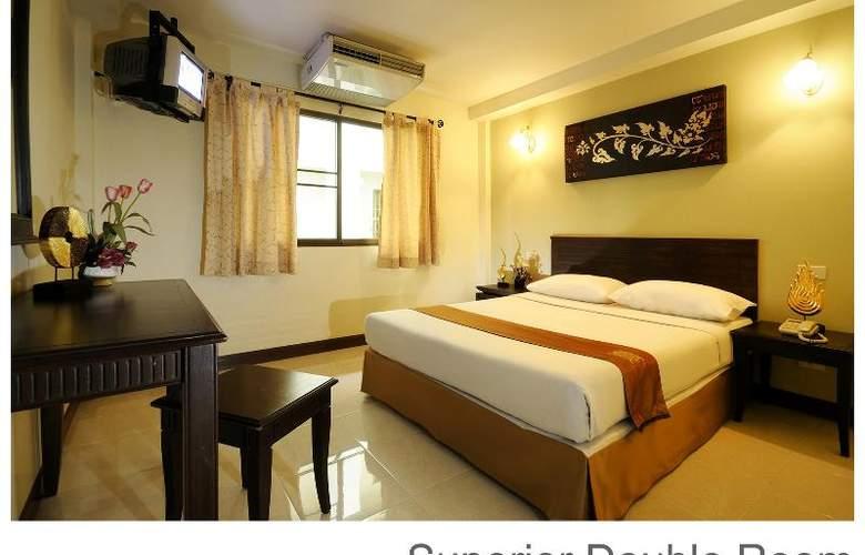 Rambuttri Village Inn & Plaza - Room - 12