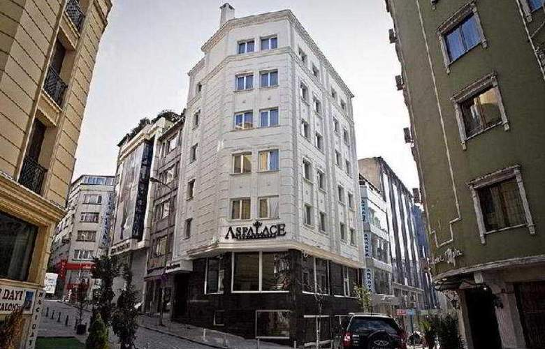 Aspalace Hotel - Hotel - 0