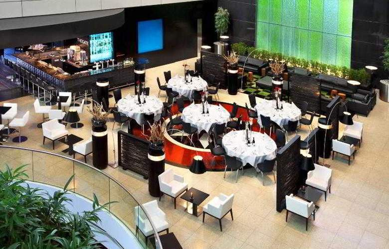 Sheraton Amsterdam Airport Hotel & Conference - Restaurant - 55