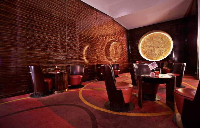 Radisson Blu Hotel Frankfurt - Bar - 6