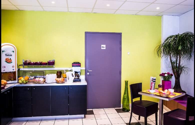 La Closeraie de Lourdes - Restaurant - 13