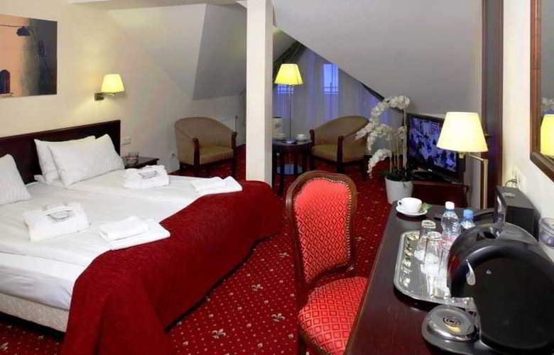 Rixwell Old Riga Palace - Room - 22