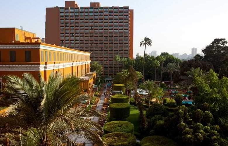 Cairo Marriott Hotel & Omar Khayyam Casino - Hotel - 4