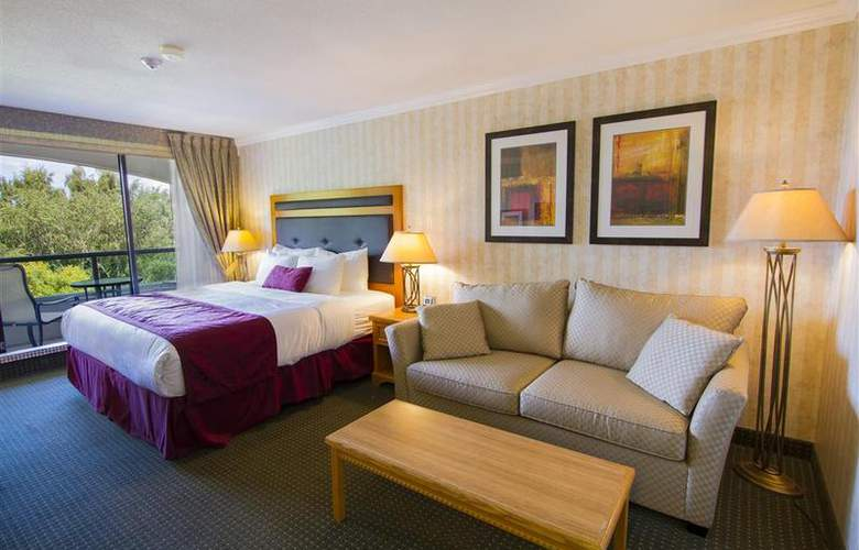 Best Western Plus Inner Harbour - Hotel - 128