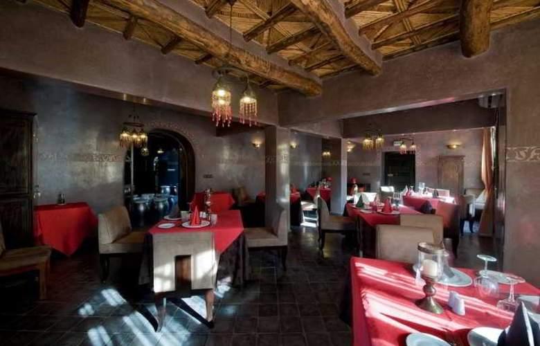 Riad Ksar Ighnda - Restaurant - 15