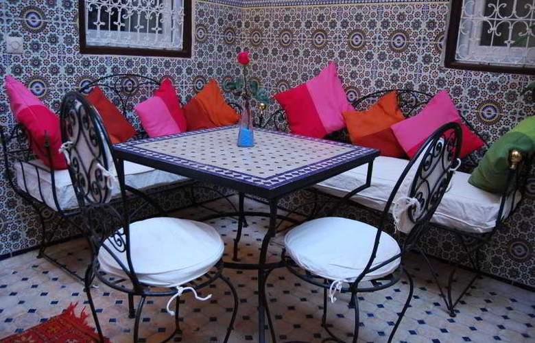 Riad Les Oliviers - Restaurant - 17