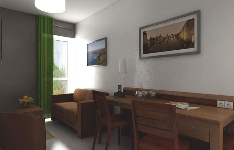 Park suites Elegance Vannes - Room - 4