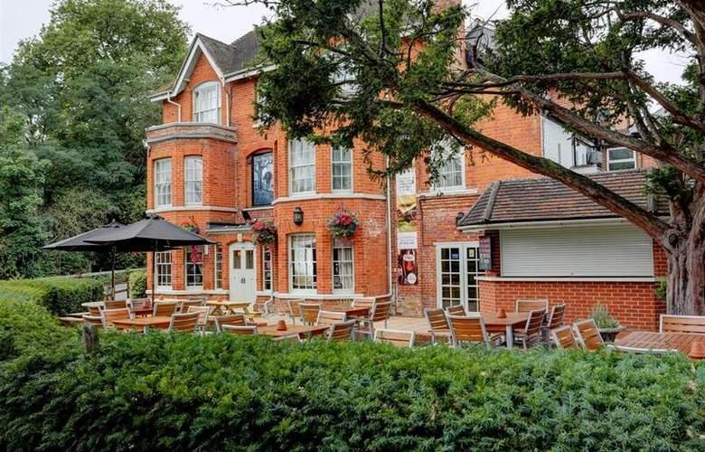 Best Western Reading Moat House - Hotel - 41