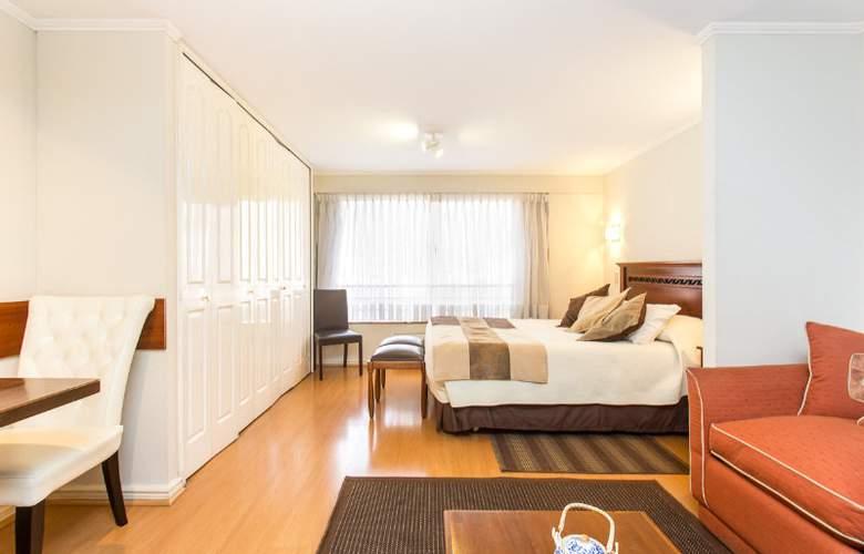 Apart Hotel Cambiaso - Room - 8