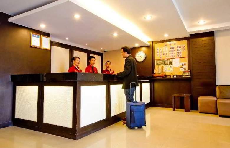 Sinsuvarn Airport Suite - General - 16