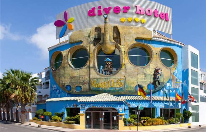 Diverhotel Roquetas - Hotel - 0