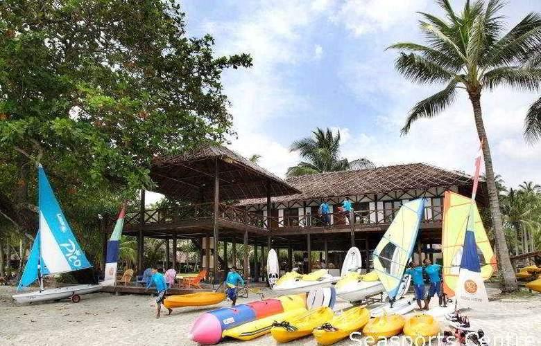 Nirwana Beach Club - Sport - 6