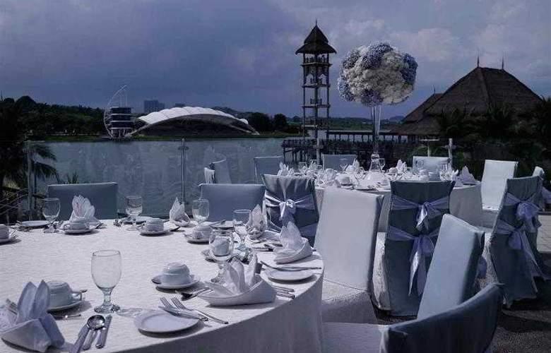 Pullman Putrajaya Lakeside - Hotel - 63