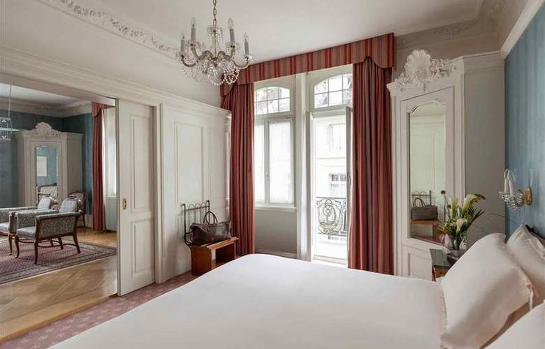 Royal St Georges Interlaken - MGallery by Sofitel - Room - 95