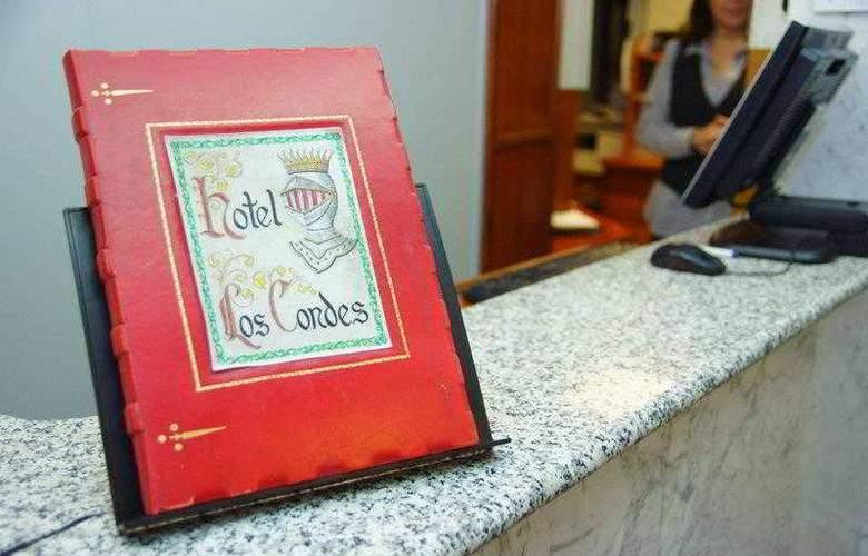 Best Western Hotel Los Condes - Hotel - 18
