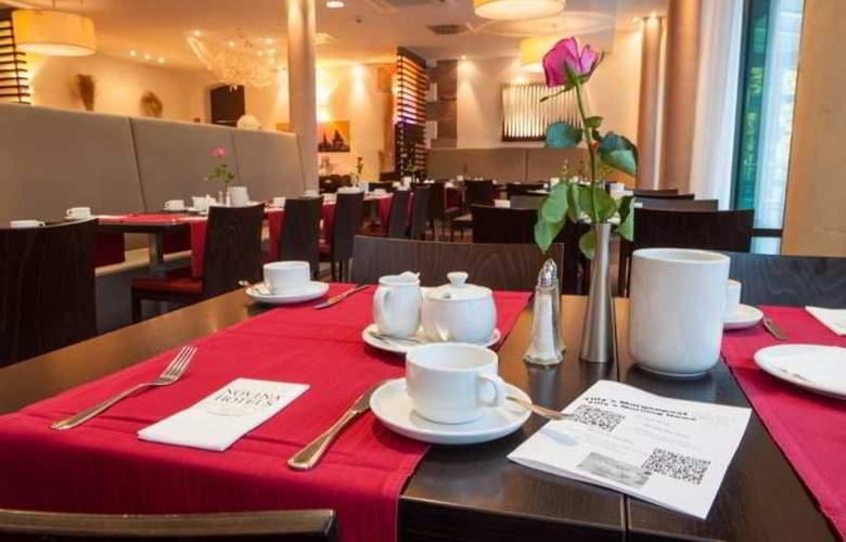 Novina Tillypark Hotel - Restaurant - 4