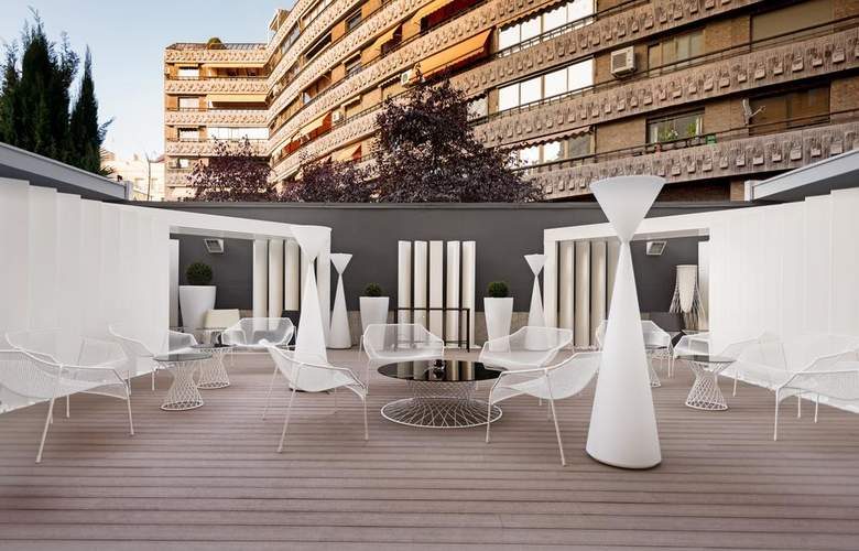 NH Collection Madrid Abascal - Terrace - 7