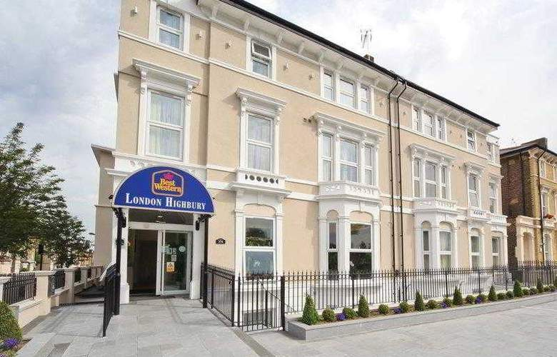 Best Western London Highbury - Hotel - 4