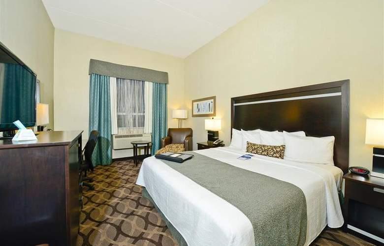 Best Western Plus Travel Hotel Toronto Airport - Room - 64
