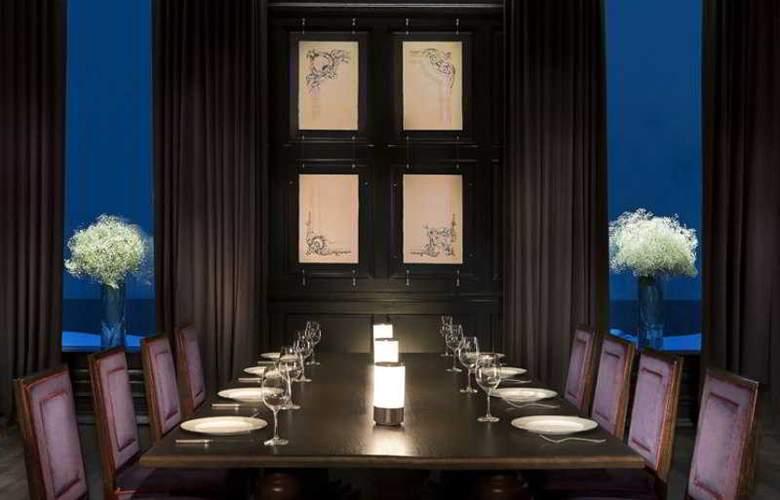 Ritz Carlton - Restaurant - 19