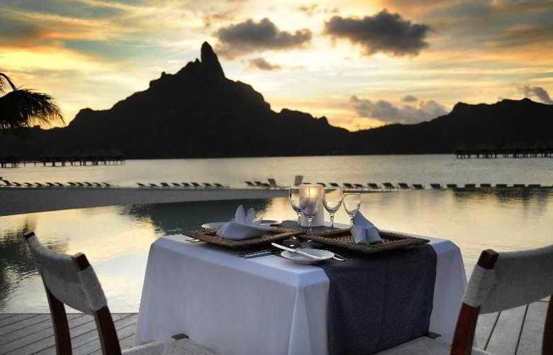 Le Meridien Bora Bora - Restaurant - 87
