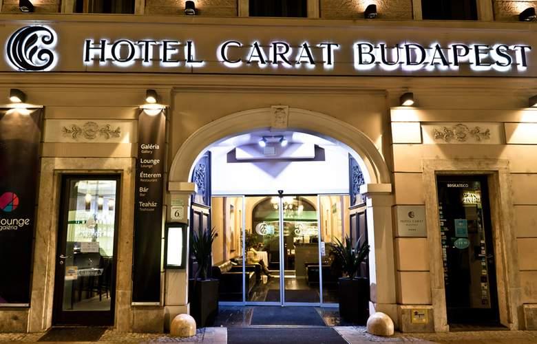 Carat Boutique Hotel - Building - 5