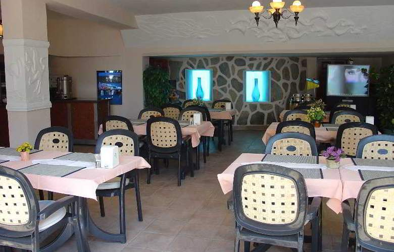 Club Aquarium - Restaurant - 13
