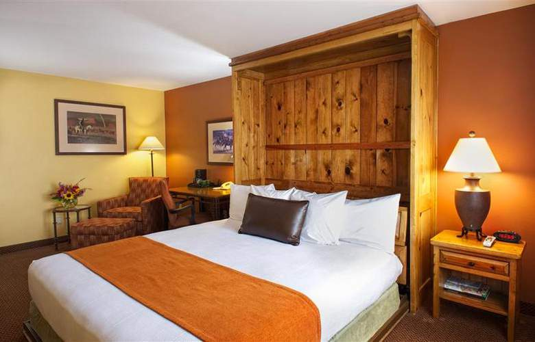 Best Western Plus Rio Grande Inn - Room - 53