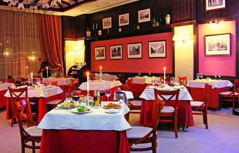 Peak Hotel - Restaurant - 23