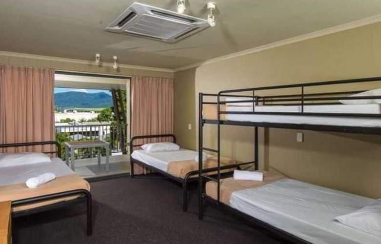 Gilligan's Backpackers Hotel & Resort Cairns - Room - 16
