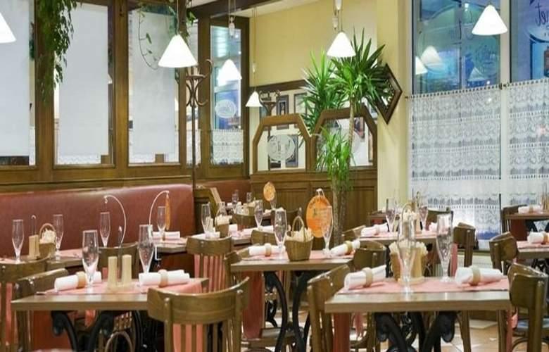 Ibis Warszawa Ostrobramska - Restaurant - 2