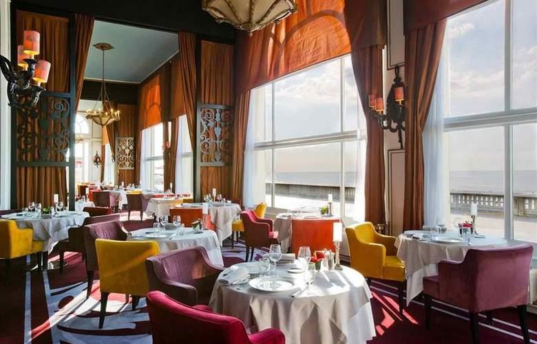 Le Grand Hôtel Cabourg - Restaurant - 70