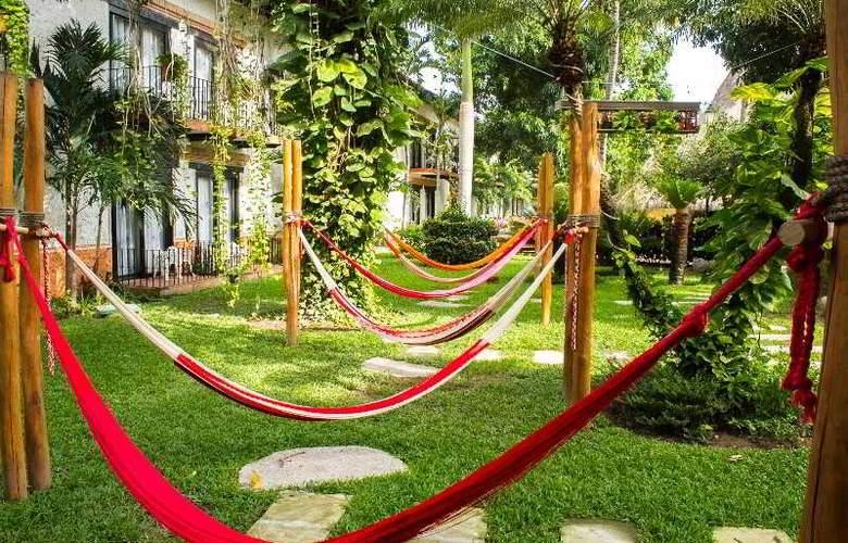 Hacienda Hotel & Spa - Hotel - 14