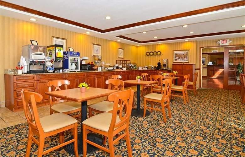 Best Western Executive Inn & Suites - Restaurant - 146