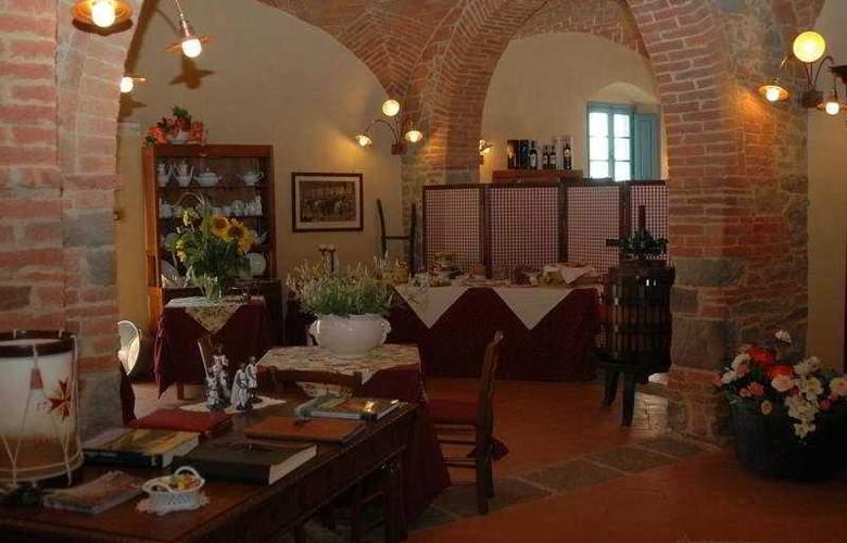 Agriturismo Le Terre Dei Cavalieri - Restaurant - 5