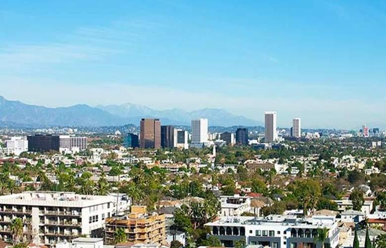 Beverly Hills Marriott - Hotel - 11