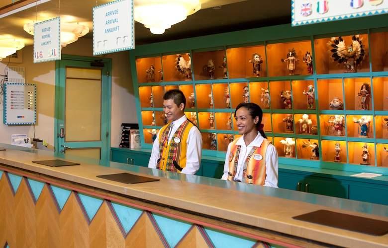 Disney's Hotel Santa Fe - General - 1