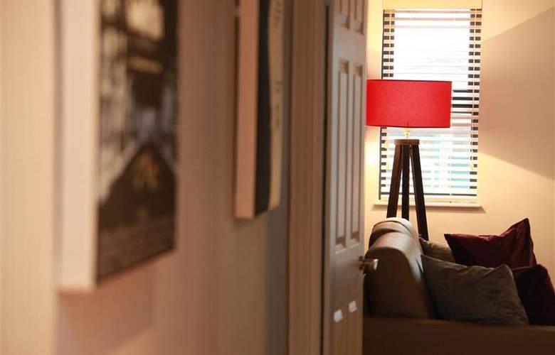 Best Western Maitrise Suites - Room - 63