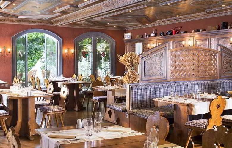 Chateau de l'Ile - Restaurant - 4