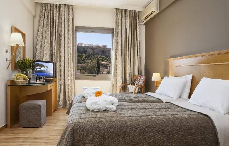 Plaka Hotel - Room - 4