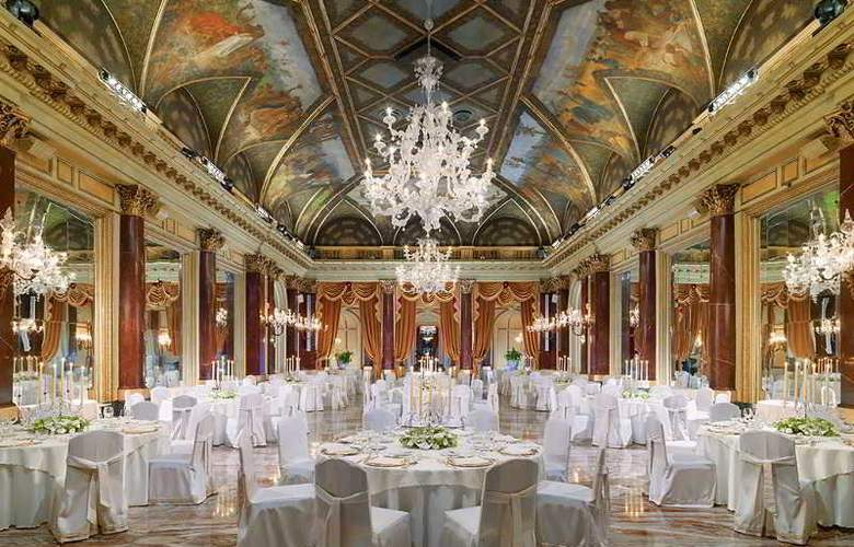 The St Regis Grand Hotel Rome - Conference - 7