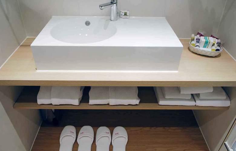 Mercure Hotel Schiphol Terminal - Room - 7