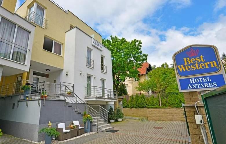 Best Western Hotel Antares - Hotel - 61