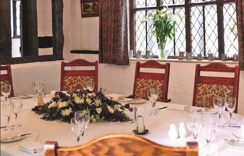 Best Western Salford Hall - Hotel - 35