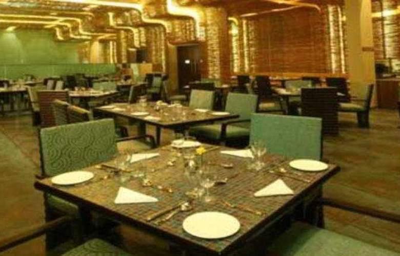 The Golden Palms - Colva - Restaurant - 4