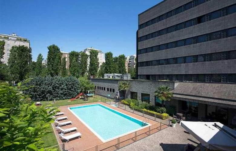 Novotel Milano Nord Ca Granda - Hotel - 46