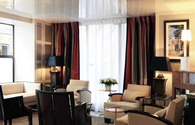 BEST WESTERN FOLKESTONE OPERA - Hotel - 10